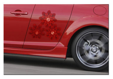 Conception et création de covering et décorations pour voitures